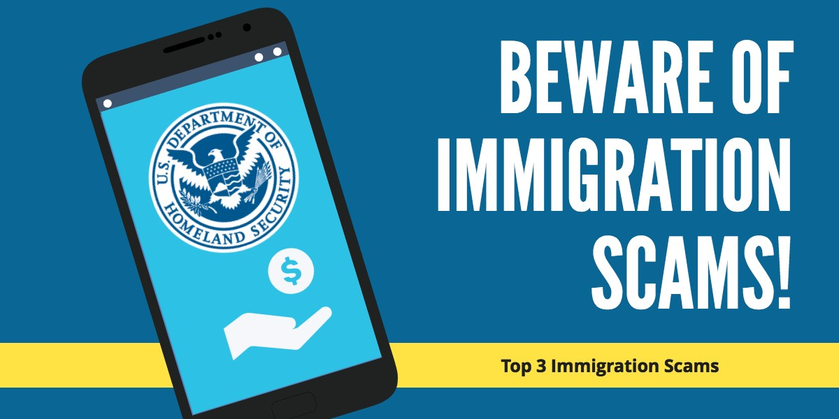 Top immigration scams